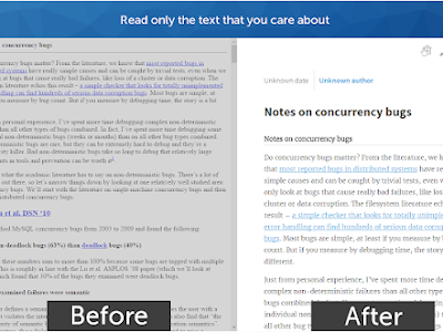 Another Great Chrome Extension to Enhance Your Online Reading