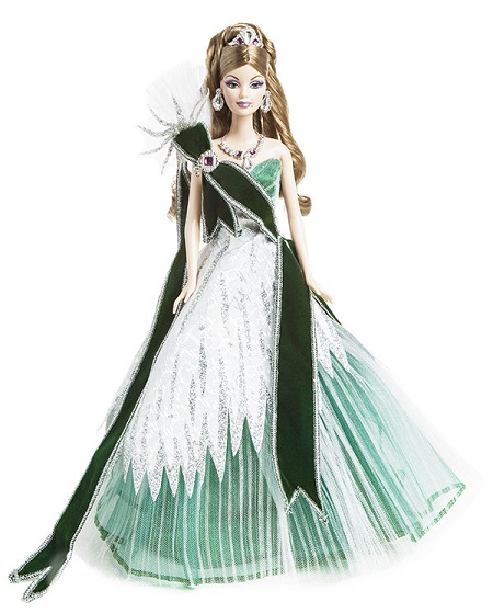 Barbie Coleção Feliz Natal 2005