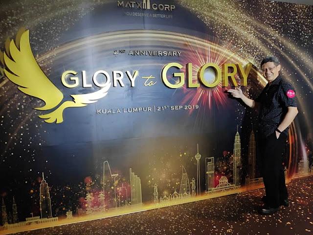 Matxi Corp 2nd Anniversary Glory To Glory KLCC