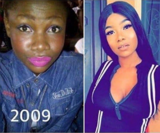 Man exposed old photos of BB Naija housemate, Tacha