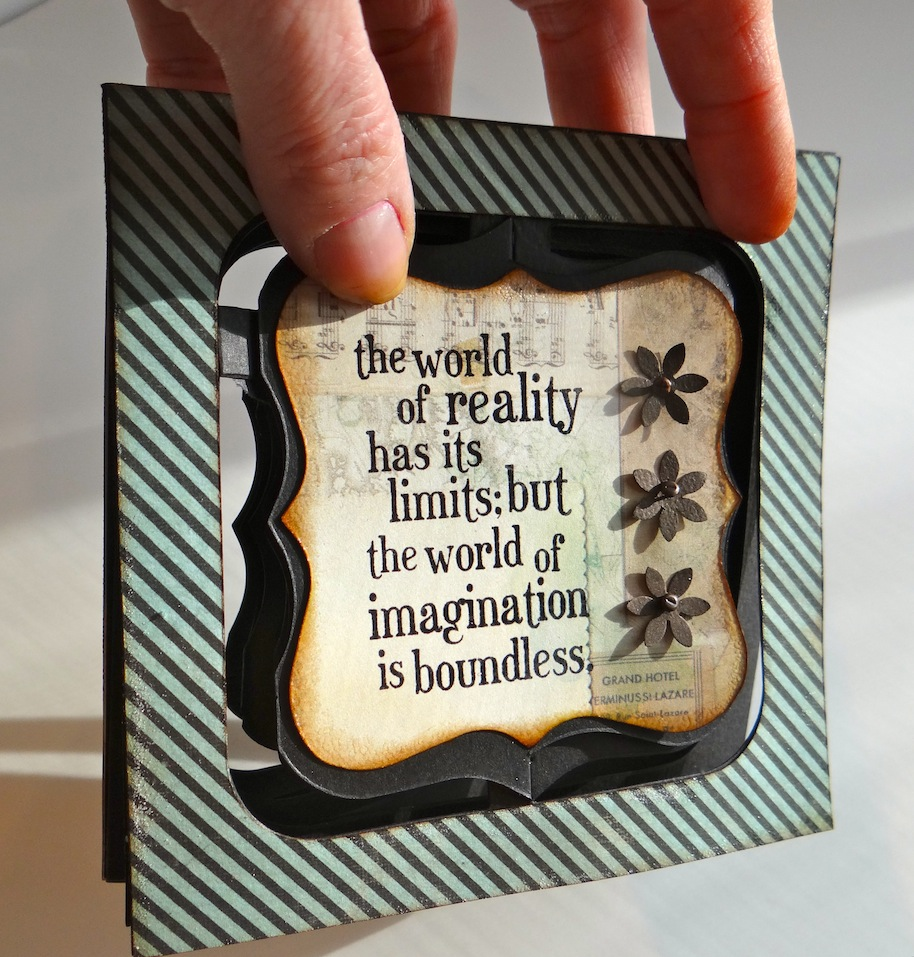 Sizzix Die Cutting Inspiration And Tips Guest Blogger Marjie