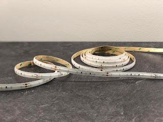 led-nauha, led nauha, led-valaistus, led, liimattava led-nauha, 4000k, 4000 kelviniä, valaistuksen värisävy, valaistussuunnitelma, valaistus