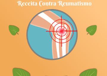 Receita Contra Reumatismo: Chá de Chapéu-de-couro