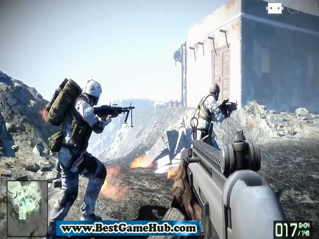 Battlefield Bad Company 2 Steam Games Free Download