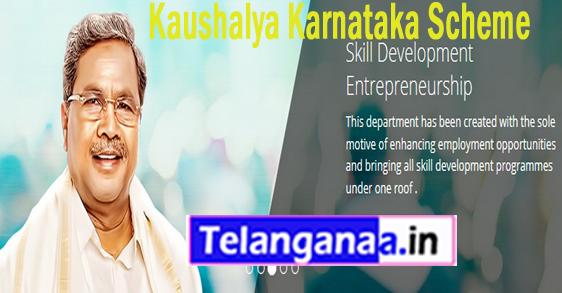 Kaushalya Karnataka Online Registration for Trainee/Training Provider at Kaushalkar-Com