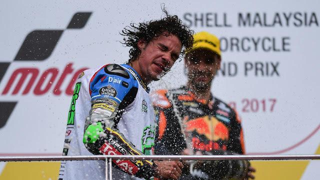 Franco Morbidelli Tak Ingin Jadi The Next Rossi