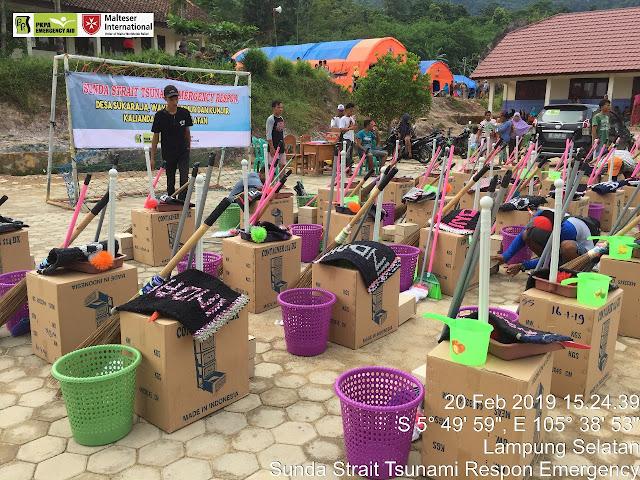 PKPA Medan Respon Pengungsi Tsunami Kirimkan Tim Bantuan