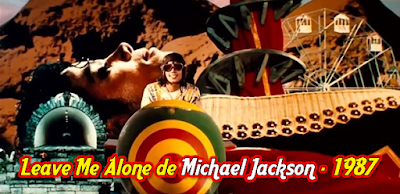 Leave Me Alone de Michael Jackson (1987)