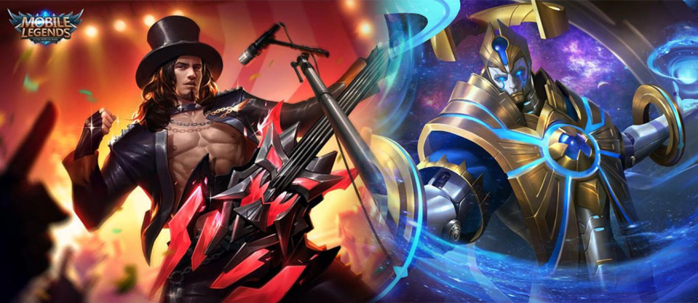 Mobile Legends Hero Quotes Kata-Kata Lengkap Hero Mobile Legends