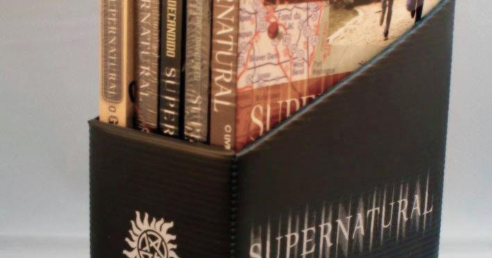 Collins Lovers BR: Novo BOX de Livros de Supernatural