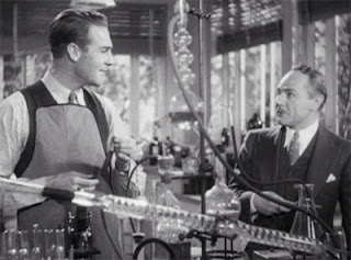 Randolph Scott and Charles Ruggles