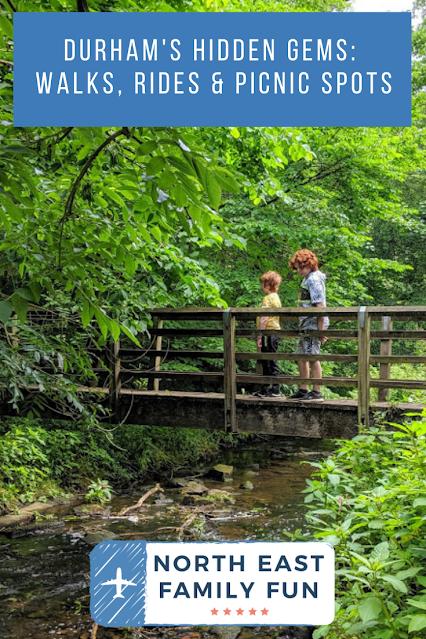 Durham's Hidden Gems: Walks, Rides & Picnic Spots