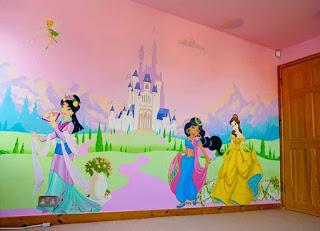 Wallpaper Dinding Untuk Anak