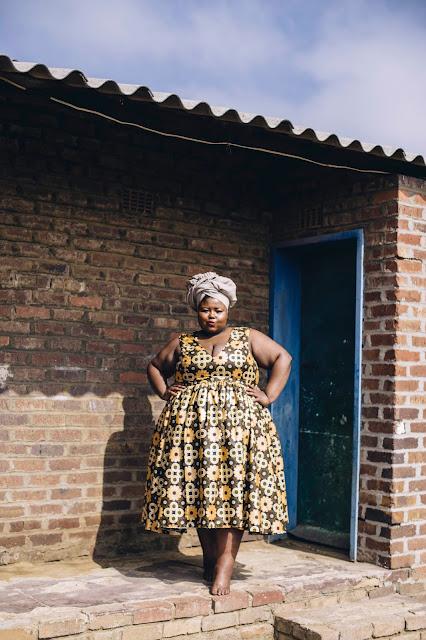 mobu by melo, south african plus size designer