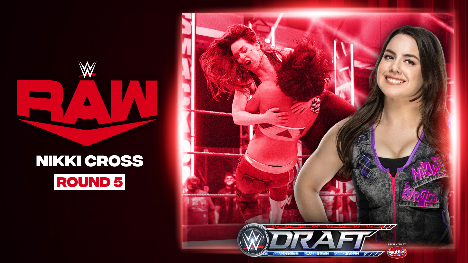 Nikki Cross drafted to Monday Night RAW