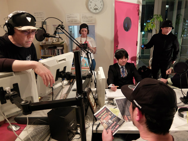 戸塚FM 83.7Mhz | New 1 Radio w/ Joey Slick でのオンエア模様です。