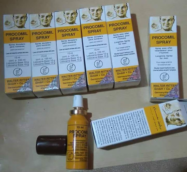 JUAL Obat Kuat Procomil Spray