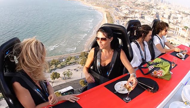 Dine in the Sky