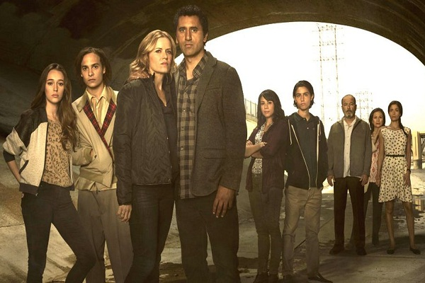 Jadwal tayang seri Fear The Walking Dead di AMC Indovision.
