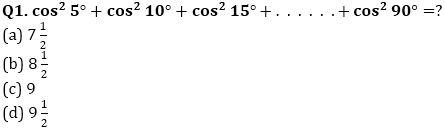 RRB NTPC Mathematics Quiz : 20th September_50.1