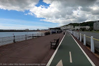 Cycling from the Eastern Docks along the seafront promenade above the pebble beach to the New Marina Pier of Dover Western Docks Revival (DWDR). ommentary identifies 20 local landmarks, mostly of historical interest. Filmed using a GoPro Hero 8 Black action camera.