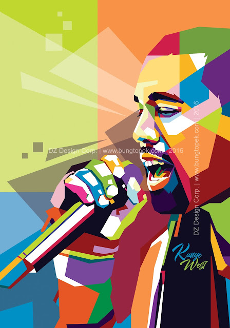 Kanye West in WPAP