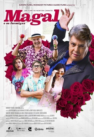Magal e os Formigas Filmes Torrent Download capa