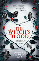 The Witch's Blood by Katharine and Elizabeth Corr cover