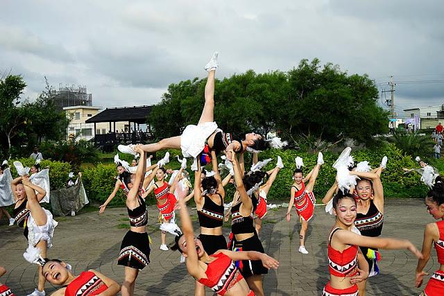 DSC02162 - 熱血採訪│2016首屆台中國際踩舞祭超夯登場,文華高中快閃高美濕地