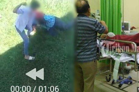 Seorang Guru Ditikam Murid Gara-gara Tak Senang Ditegur Merokok di Sekolah