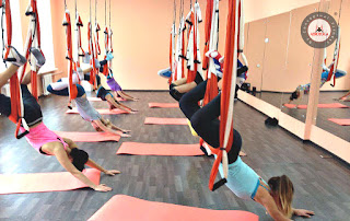 aerial yoga, russia, siberia, aeroyoga, aeropilates, cursos, clases, classes, teacher training, diploma, workshop, aerial pilates, Dina Rekova, Rafael Martinez, certification, accreditation