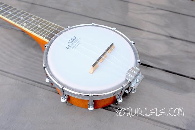 Barnes Mullins UBJ2 Banjo Ukulele pot