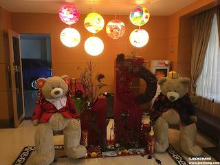 台南富華大飯店大廳