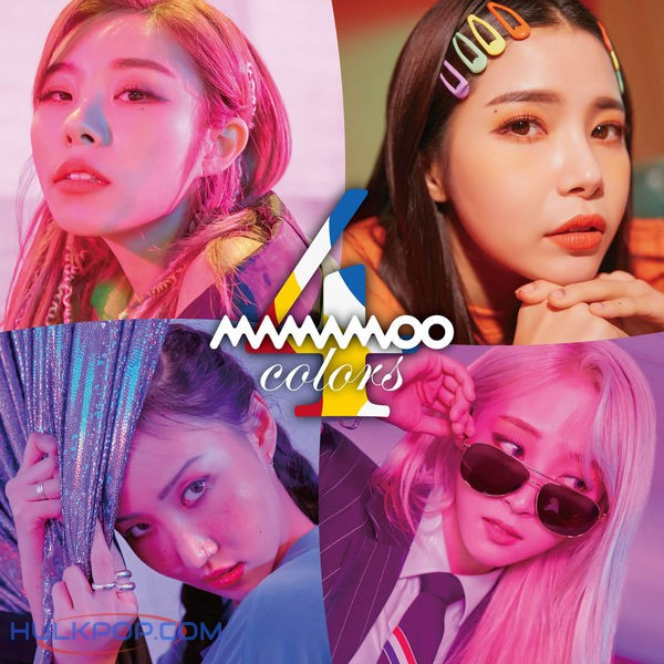 MAMAMOO – 4colors (ITUNES MATCH AAC M4A)