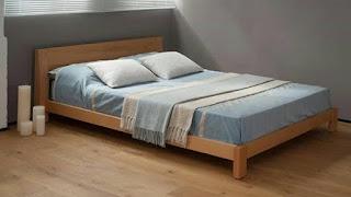 Model dipan kayu sederhana terbaru