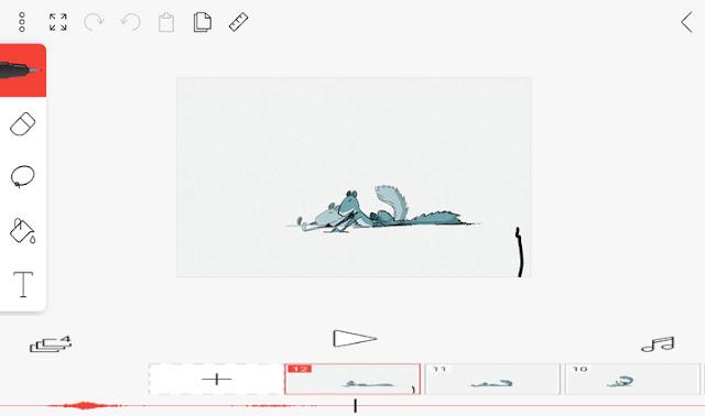 برنامج لصنع الرسوم المتحركة للاندرويد والايفون 2D