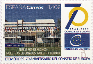 70 ANIVERSARIO DEL CONSEJO DE EUROPA
