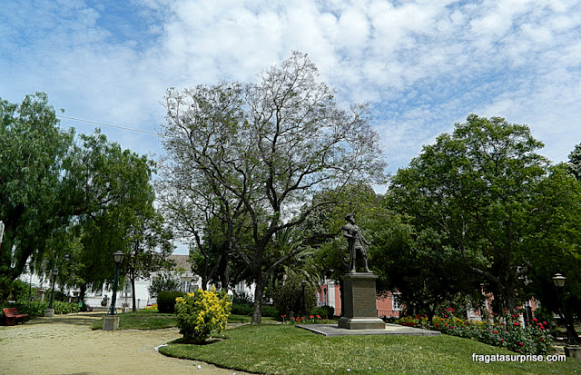 Jardim Público de Évora, Portugal