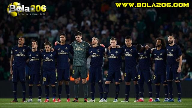 Real Madrid Sudah Tidak Sabar
