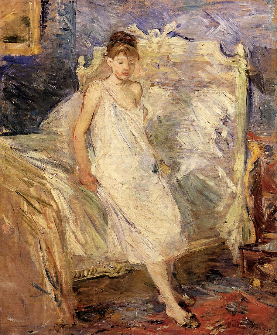 ART & ARTISTS: Berthe Morisot - part 3