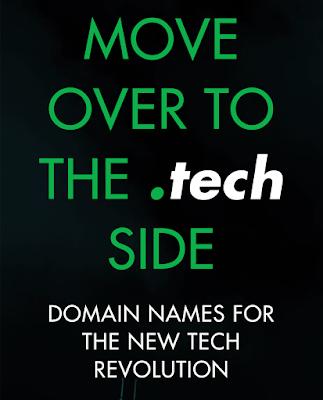 Cara dapat Domain .tech gratis 2017