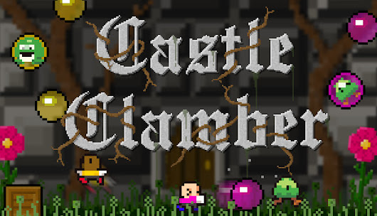 Castle Clamber - new game coming to Steam!