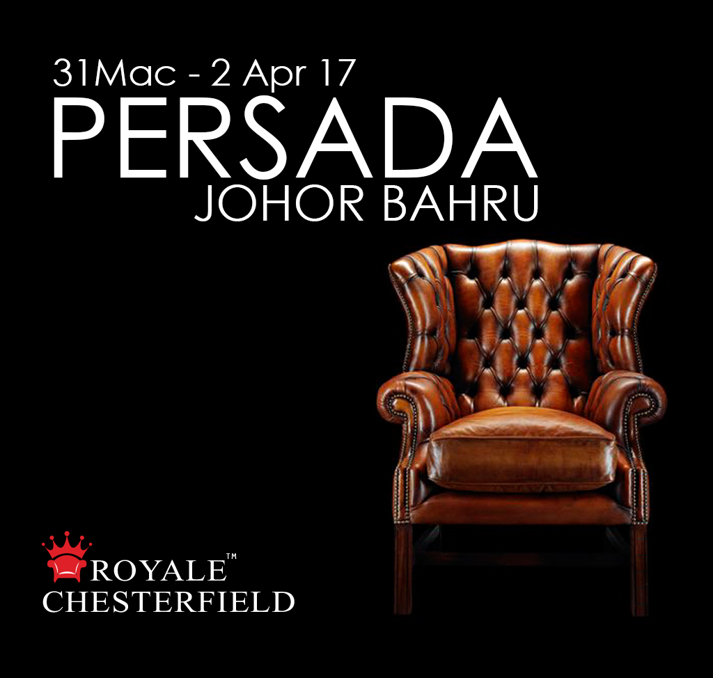 ROYALE CHESTERFIELD ROYALE CHESTERFIELD COMING TO JOHOR BAHRU