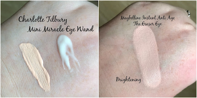 Save Or Splurge? - Eye Brighteners - Maybelline V's Charlotte Tilbury