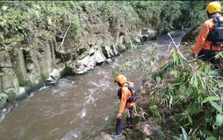 Hanyut di Sungai Onggol Tarabintang, Nurmaida Sihotang Belum Ditemukan
