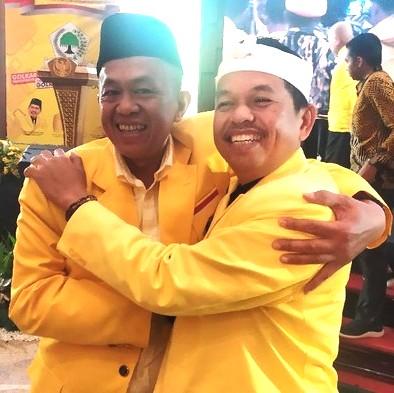 Ade Barkah (AB)  Secara Aklamasi Ditetapkan Sebagai Ketua DPD Partai Golkar Jabar