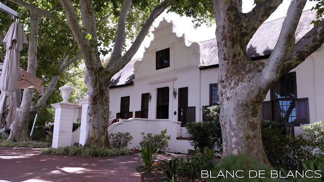 Nederburg Manor House - www.blancdeblancs.fi