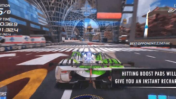 Xenon Racer - Feature Showcase 'Drifting' Trailer