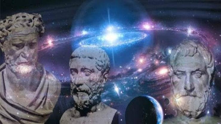 Αρχαίοι Έλληνες Φιλόσοφοι και σύγχρονη επιστημονική σκέψη