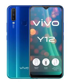 spesifikasi hp vivo y12